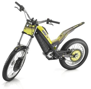 Mecatecno - Elektromotorrad T14 - Trial
